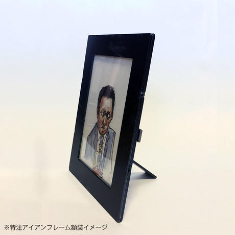 KONO IWAPPEN EXHIBITION IN NAGOYA/水彩画作品 B3