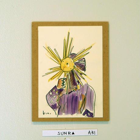KONO IWAPPEN EXHIBITION IN NAGOYA/水彩画作品 A31
