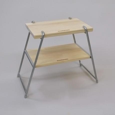【WEB限定】サイドテーブル&チェア Mサイズバッグ付:SL