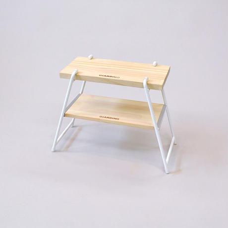 【WEB限定】サイドテーブル&チェアSサイズバッグ付:WH