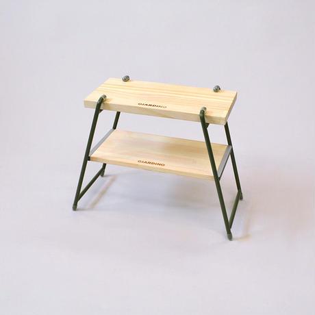 【WEB限定】サイドテーブル&チェアSサイズバッグ付:GR