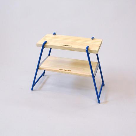 【WEB限定】サイドテーブル&チェアSサイズバッグ付:BL