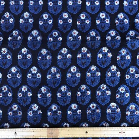 バグルー伝統染 ハンドブロックプリント生地 BP65