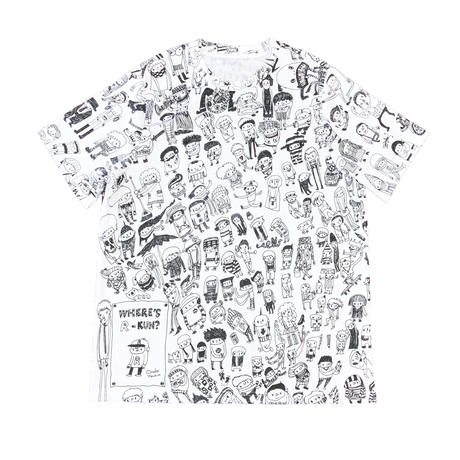 R-KUN Tシャツ