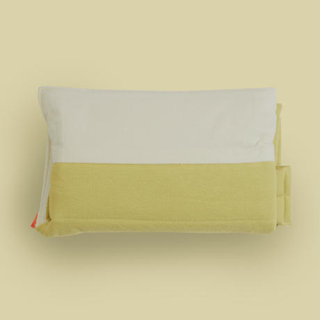 Yellow Organic Cotton & Linen Series
