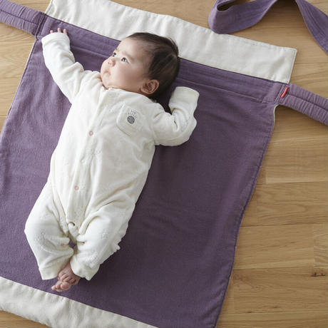 Purple Organic Cotton & Linen Series