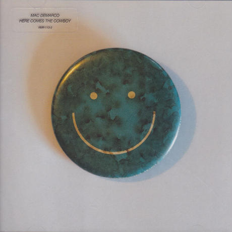 MAC DEMARCO / HERE COMES THE COWBOY / CD