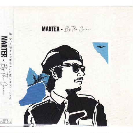 MARTER / By The Ocean / CD