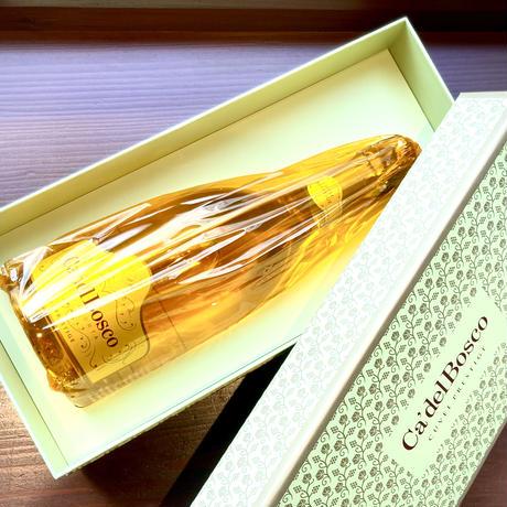 スパークリングワイン Ca'del Bosco Franciacorta Cuvee Prestigi カ・デル・ボスコ フランチャコルタ キュヴェ・プレステージ NV ボックス入り