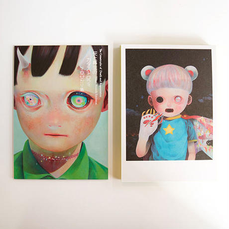 'The Catastrophe of Death and Regeneration'  Hikari Shimoda Exhibition|Pictorial record of works|