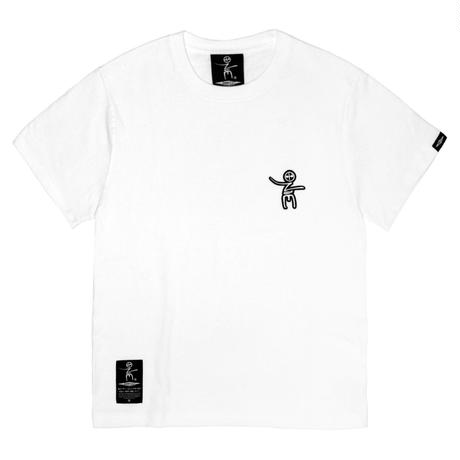 ONECC SMALL LOGO EMBROIDERY W02 TEE
