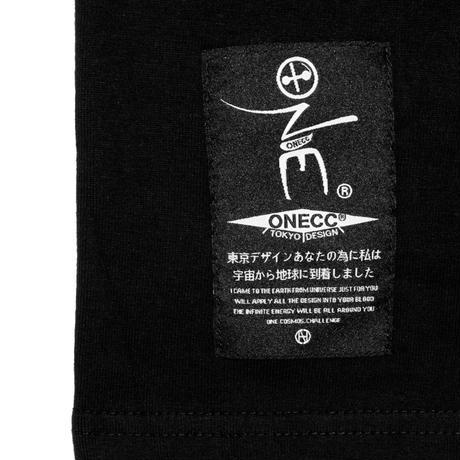 ONECC SMALL LOGO EMBROIDERY B01 TEE