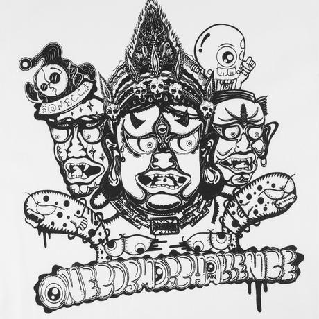 ONECC UNIVERSE THREE-SIDED BUDDHA WK2 TEE
