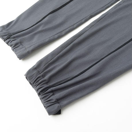 ONECC DESIRE R3 GENTLEMAN LEATHER ROPE TROUSERS