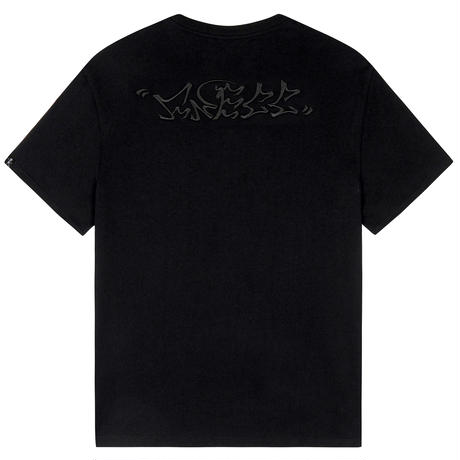 ONECC BACK 3D EMBROIDERY CLASSIC LETTER H1 TEE