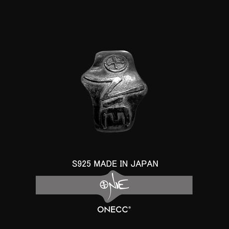 ONECC TWO-STAR HANDMADE RING
