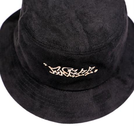 ONECC GOLD BOCKY GRAFFITI BUCKET HAT