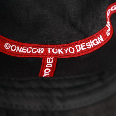ONECC X1 LOGO BUCKET HAT