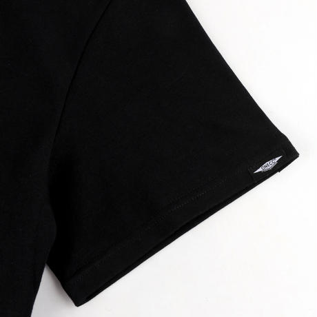 ONECC LOGO CLASSIC REENGRAVING EMBROIDERY BLK7 TEE