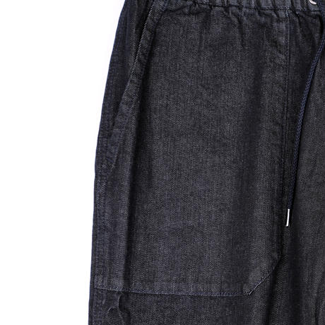 ONECC COBRA EMBROIDERY JEANS