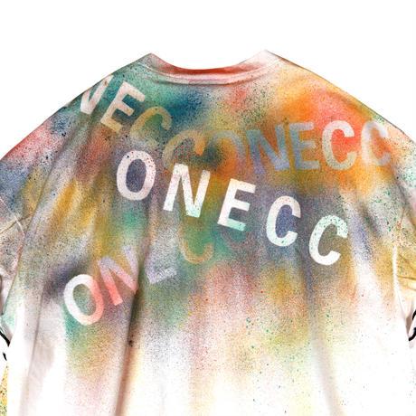 ONECC GRAFFITI INTERSTELLAR SHORT-SLEEVED COAT