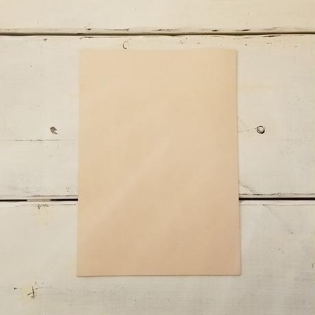 クワッドスターオリジナル ナチュラルレザー A4サイズ【漉き加工無料】