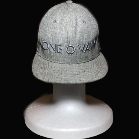 ONE O VAN 【3D刺繍ストレートキャップ】