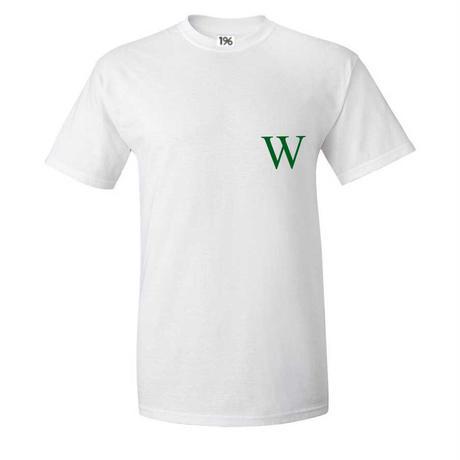 "WILYWNKA ""EAZY EAZY"" S/S TEE (WHITE)"