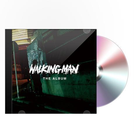 [初回生産限定盤]V.A. - WALKING MAN THE ALBUM (CD) ※歌詞ブックレット付き