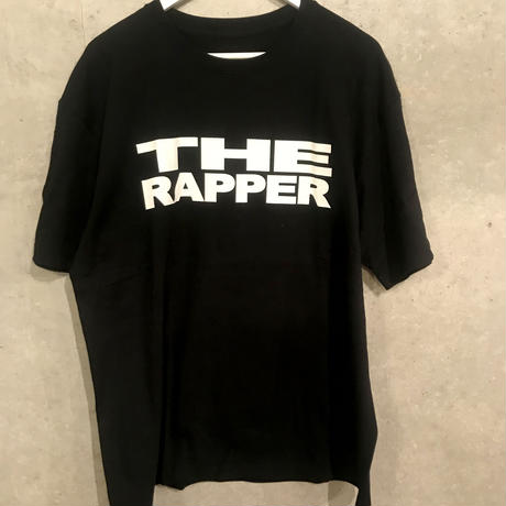 """THE RAPPER"" Tee (Black)"