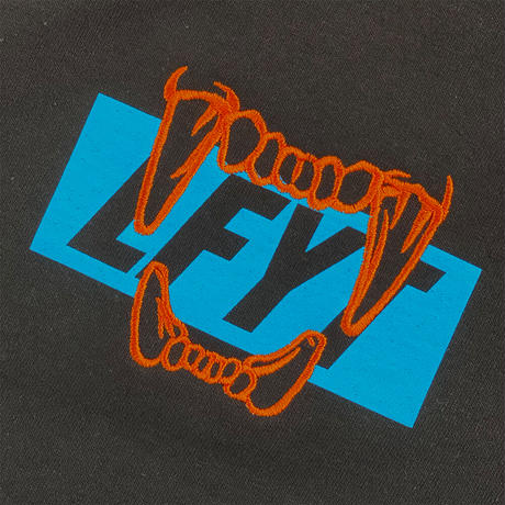"Leon Fanourakis x LFYT ""SHISHIMAI"" T-SHIRT (BLACK)"
