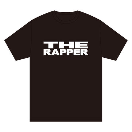 """THE RAPPER"" Tee (Black)"