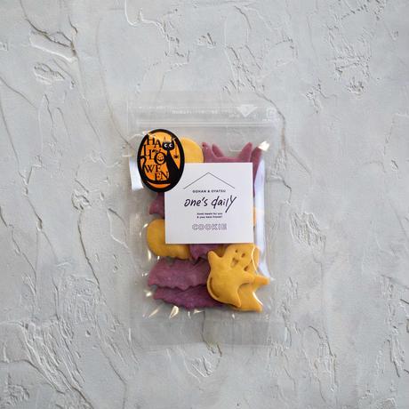【期間限定】米粉のハロウィンクッキー