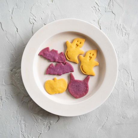 【期間限定】米粉のハロウィンクッキー4袋《ネコポス利用お得4袋セット》※送料込み商品