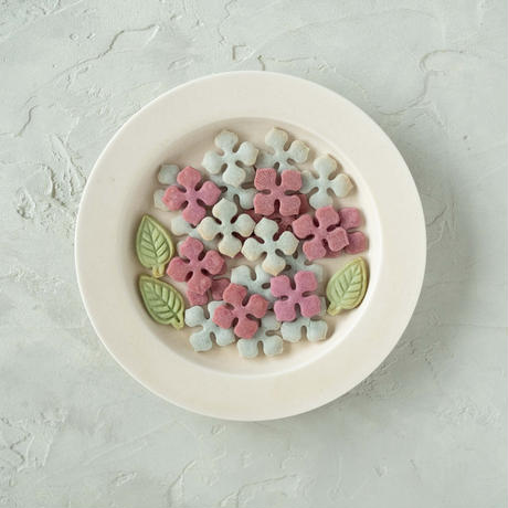 【期間限定】米粉の紫陽花クッキー