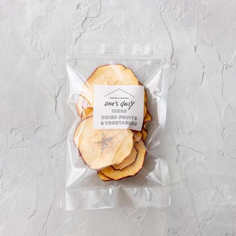 【季節限定】芳醇な香り!ドライ和梨&アップル《ネコポス利用お得2袋セット》※送料込み商品