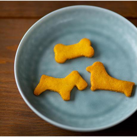 米粉のにんじんクッキー