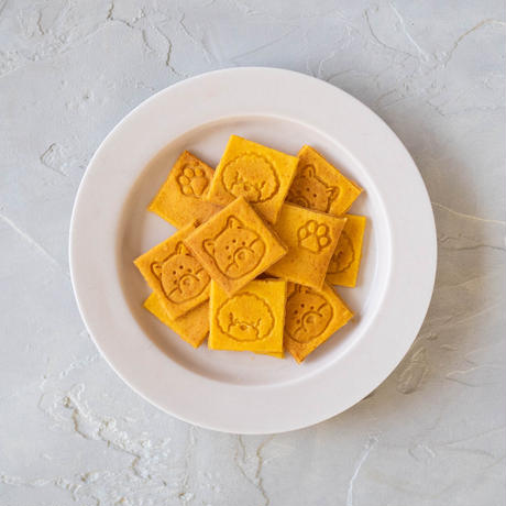 【期間限定】米粉のハロウィンクッキー2袋&にんじん&きな粉《ネコポス利用お得4袋セット》※送料込み商品
