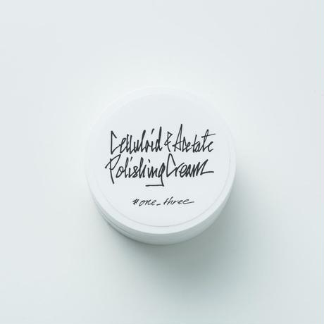 Celluloid & Acetate Polishing Cream