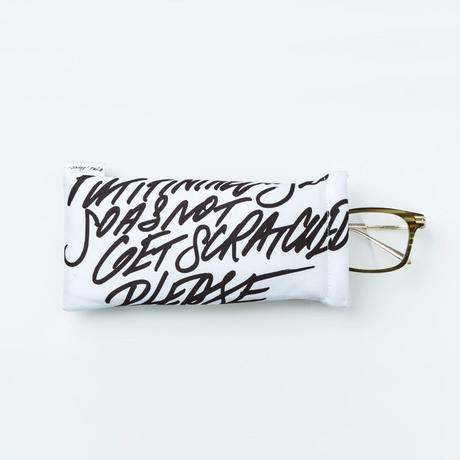 Soft Glasses Case + Glasses Cloth set