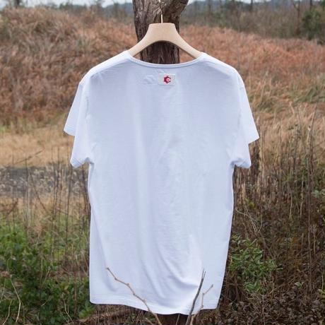 T shirt  02(White/Sakura)