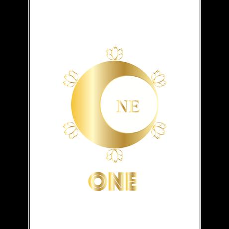Sticker  Gold/Silver