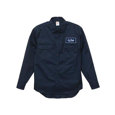 OnFleekワークシャツ(長袖)