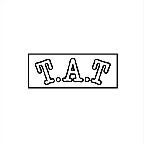 【4月中旬発送】T.A.T Tシャツ(WHITE)特典付き