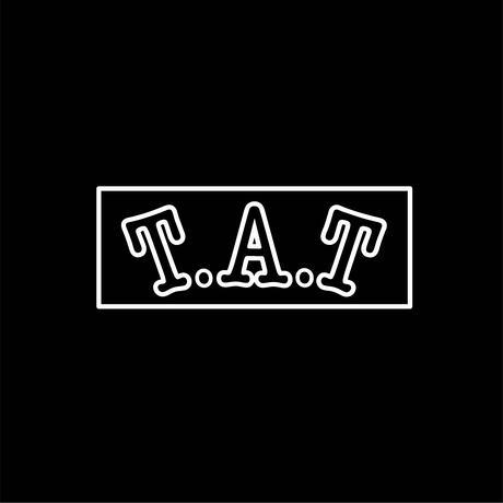【4月中旬発送】T.A.T パーカー(BLACK)特典付き