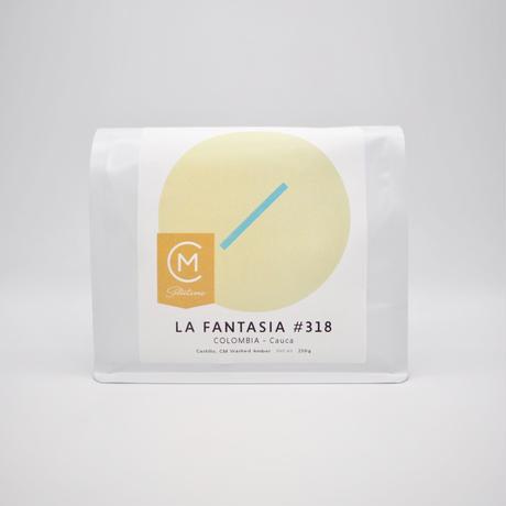 LA FANTASIA CMW AMBER - COLOMBIA 250g