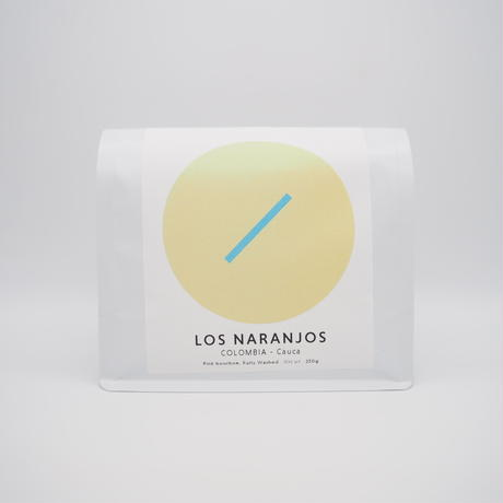 LOS NARANJOS - COLOMBIA 250g