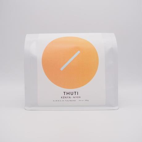 THUTI - KENYA 250g