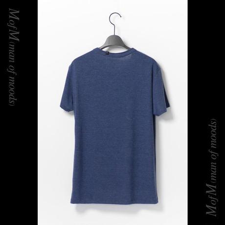 MofM(man of moods) オリジナルTシャツ Got fish?(WHITE/NAVY/GRAY)