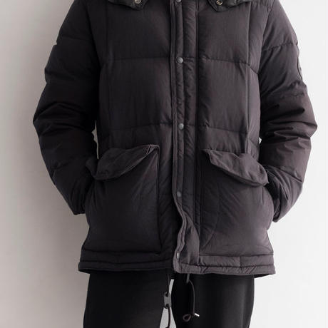 MofM(man of moods) SYOWA-STATION-MOUNT DOWN-TYPE1(ALL BLACK)